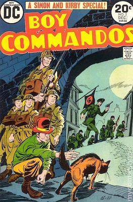 Boy Commandos Vol. 2 (1973) (Grapa) #2