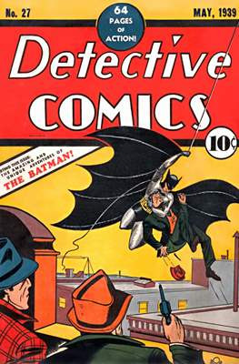 Detective Comics 27 - The Batman!