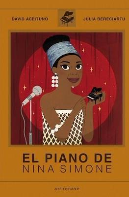 El Piano de Nina Simone (Cartoné 32 pp)