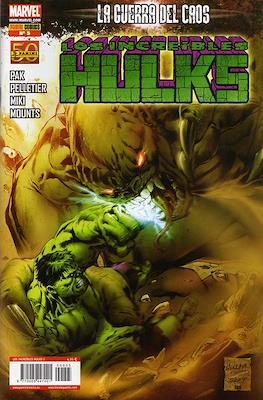 Los increíbles Hulks #5