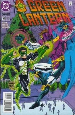 Green Lantern Vol. 2 (1990-2004) (Comic-Book) #59