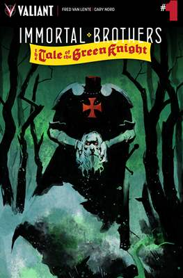 Immortal Brothers: The Tale of the Green Knight