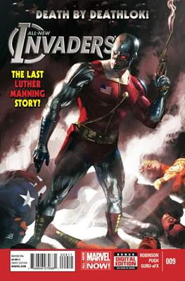 All-New Invaders (2014) (Comic Book) #9