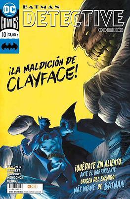 Batman: Detective Comics. Renacimiento (Rústica 72 pp) #10