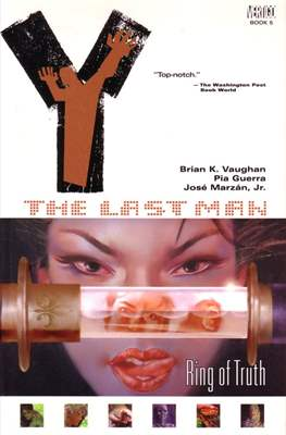 Y: The Last Man (Softcover 128-144-168 pp) #5