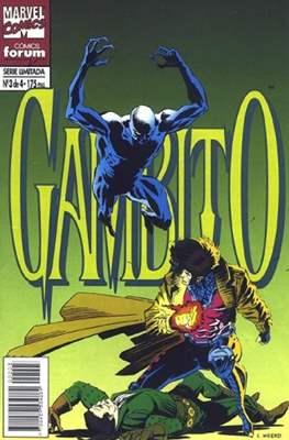 Gambito vol. 1 (1994) (Grapa. 17x26. 24 páginas. Color.) #3