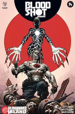 Bloodshot Reborn (Grapa) #14
