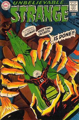 Strange Adventures (Comic Book) #216