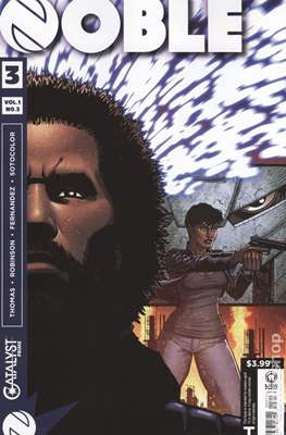 Noble (Comic book) #3