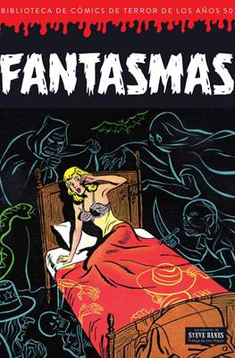 Biblioteca de cómics de terror de los años 50 (Cartoné 150 pp) #6