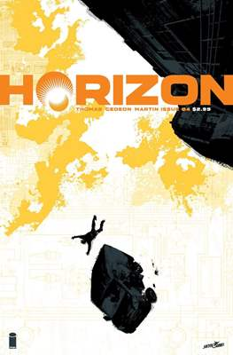 Horizon (Comic-book) #4