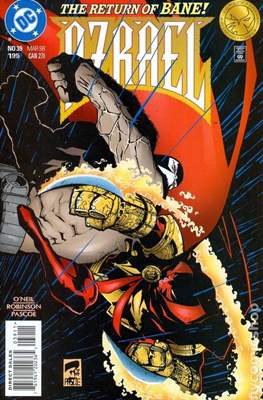 Azrael: Agent of the Bat (1995-2003) (Grapa) #39