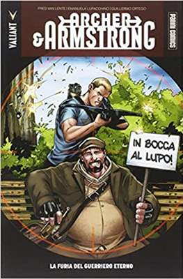 Archer & Armstrong (Brossurato) #2