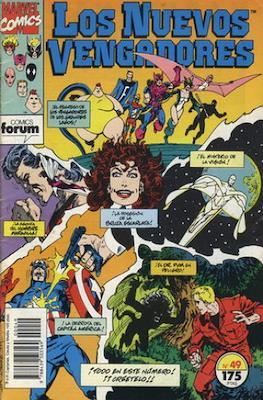 Los Nuevos Vengadores Vol. 1 (1987-1994) (Grapa 32 pp) #49