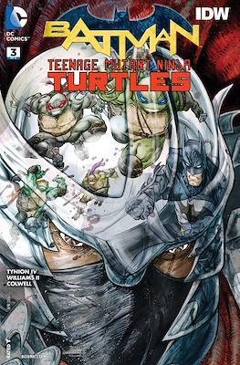 Batman / Teenage Mutant Ninja Turtles (Comic book) #3