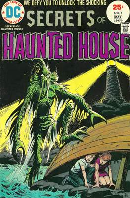 Secrets of Haunted House