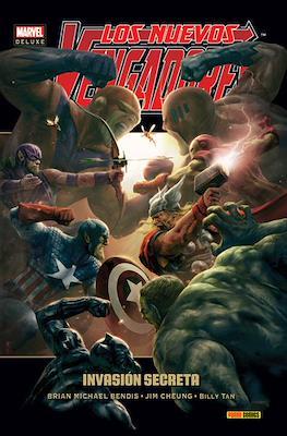 Los Nuevos Vengadores. Marvel Deluxe #9