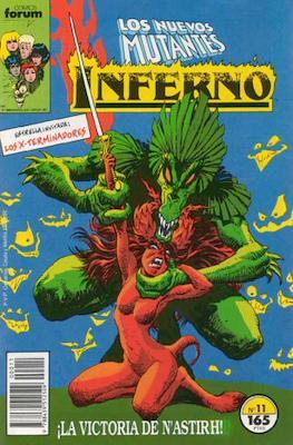 Inferno (1989-1991) (Grapa. 17x26. 32 páginas. Color.) #11