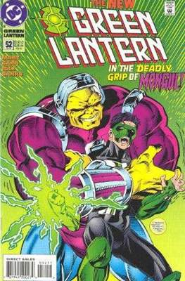 Green Lantern Vol. 2 (1990-2004) (Comic-Book) #52