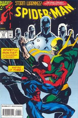 Spider-Man (Vol. 1 1990-2000) (Comic Book) #43