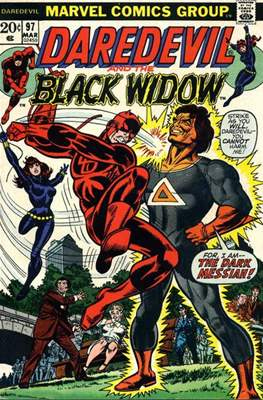 Daredevil Vol. 1 (1964-1998) (Comic Book) #97