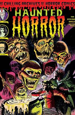 The Chilling Archives of Horror Comics (Hardcover) #21
