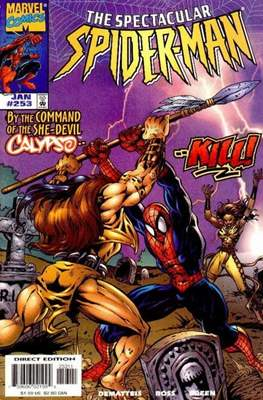 The Spectacular Spider-Man Vol. 1 (Comic Book) #253