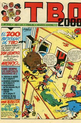 TBO 2000 - El TBO (Grapa) #2134