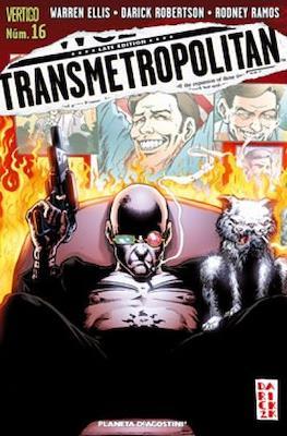 Transmetropolitan (Rústica 48-144 pp) #16