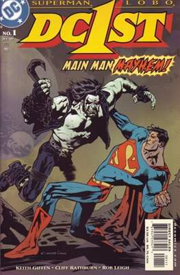 DC First: Superman / Lobo