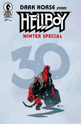 Hellboy Winter Special (Variant Cover)