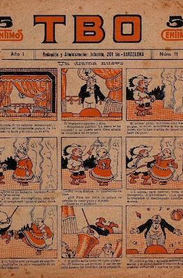 TBO (1917-1938) (Cuaderno) #11