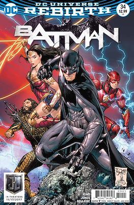 Batman Vol. 3 (2016- Variant Covers) (Comic Book) #34.1