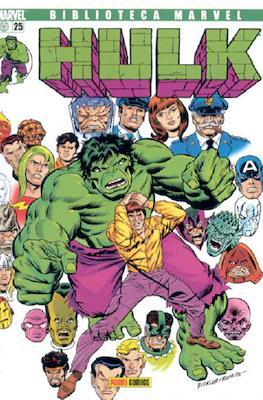 Biblioteca Marvel: Hulk (2004-2006) (Rústica 160 pp) #25