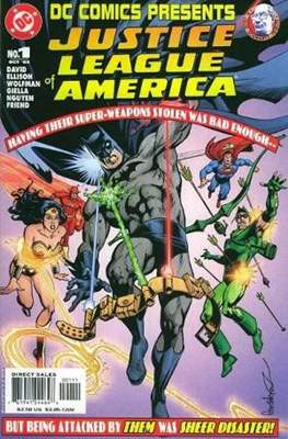 DC Comics Presents vol. 2 (2004) (Comic book) #6