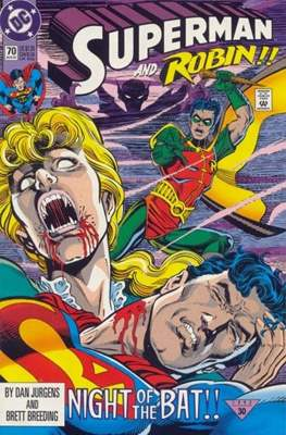Superman Vol. 2 (1987-2006) (Comic Book) #70