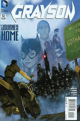 Grayson (2014-2016) (Comic-Book) #12