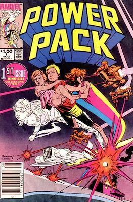 Power Pack (1984-1991; 2017)