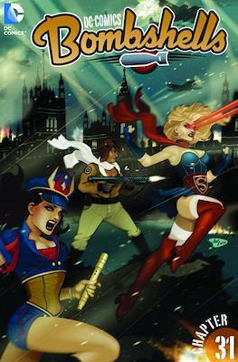 DC Comics: Bombshells (Digital) #31