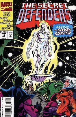 Secret Defenders Vol 1 (Comic-Book) #14