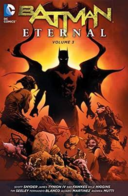 Batman: Eternal (Softcover) #3