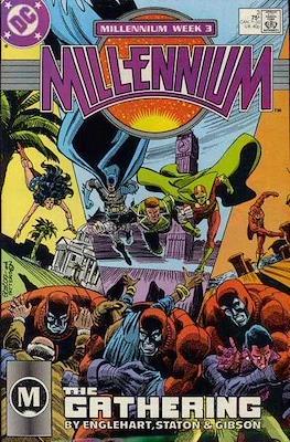 Millennium (Comic Book) #3