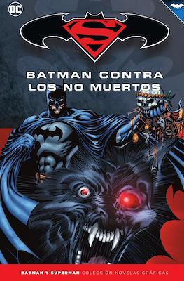 Batman y Superman. Colección Novelas Gráficas (Cartoné) #73