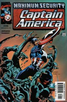 Captain America Vol. 3 (1998-2002) (Comic Book) #36