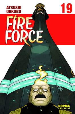 Fire Force (Rústica) #19