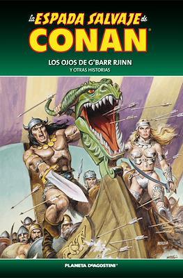 La Espada Salvaje de Conan (Cartoné 120 - 160 páginas.) #39