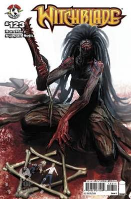 Witchblade (Comic Book) #123