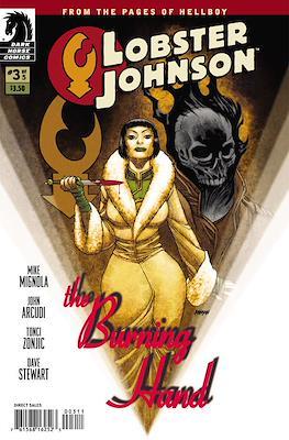 Lobster Johnson (Comic Book) #8