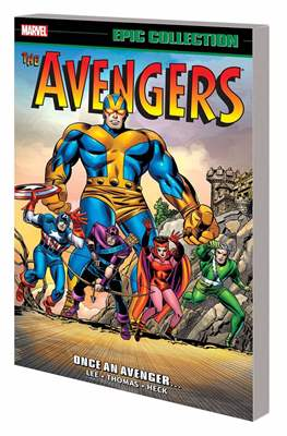 Avengers Epic Collection (Softcover) #2