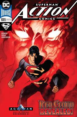 Action Comics Vol. 1 (1938-2011; 2016-) (Comic Book) #1005
